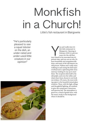 Page 30 of Monkfish in a Church!