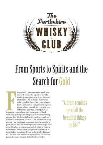 Page 40 of From Sports to Spirits and the Search for Gold