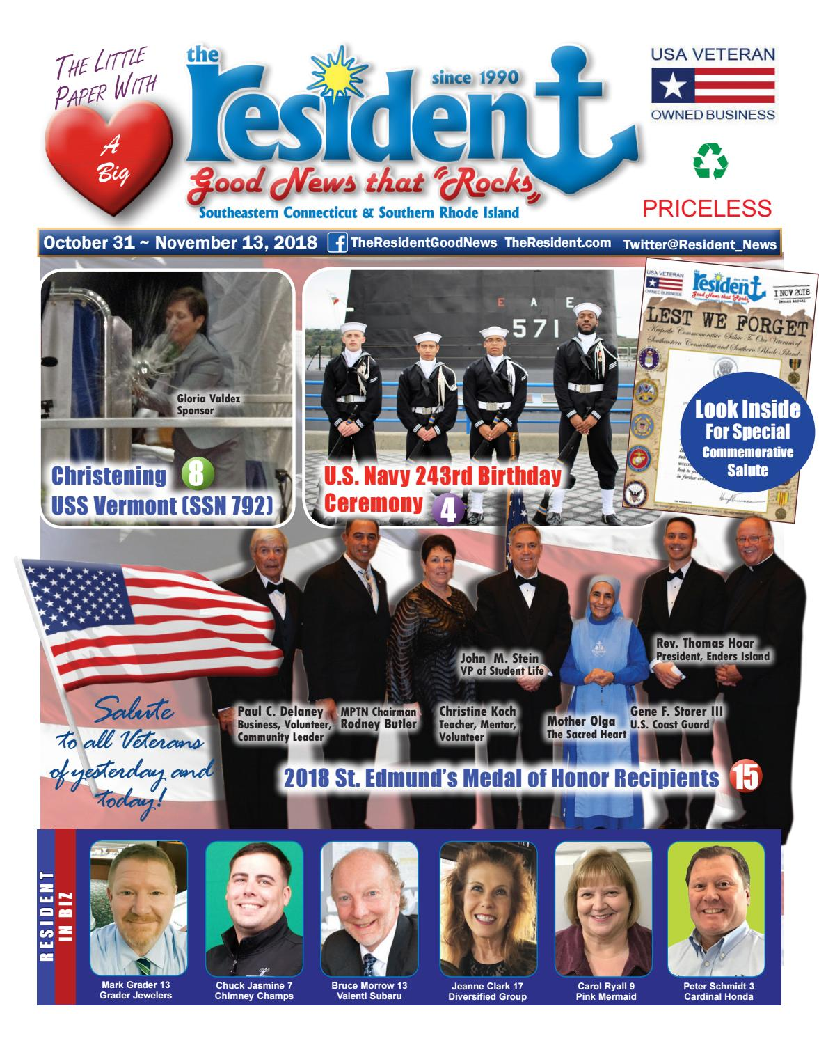The Resident October 31 by The Resident - issuu