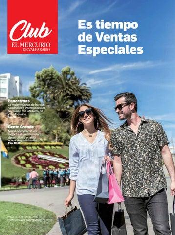 8b8225ea Club de Lectores El Mercurio de Valparaíso Noviembre 2018 by El ...