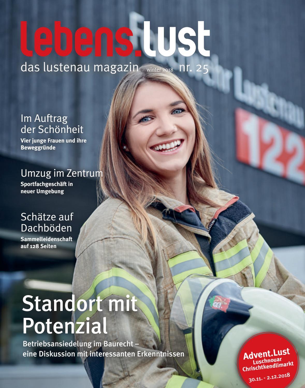 Lebens.Lust Magazin 25 by Lustenau Marketing issuu