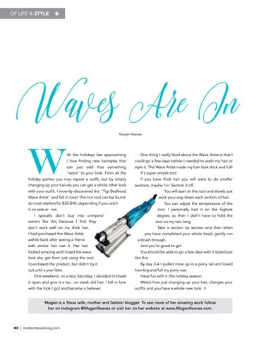 Page 82 of Waves Are On