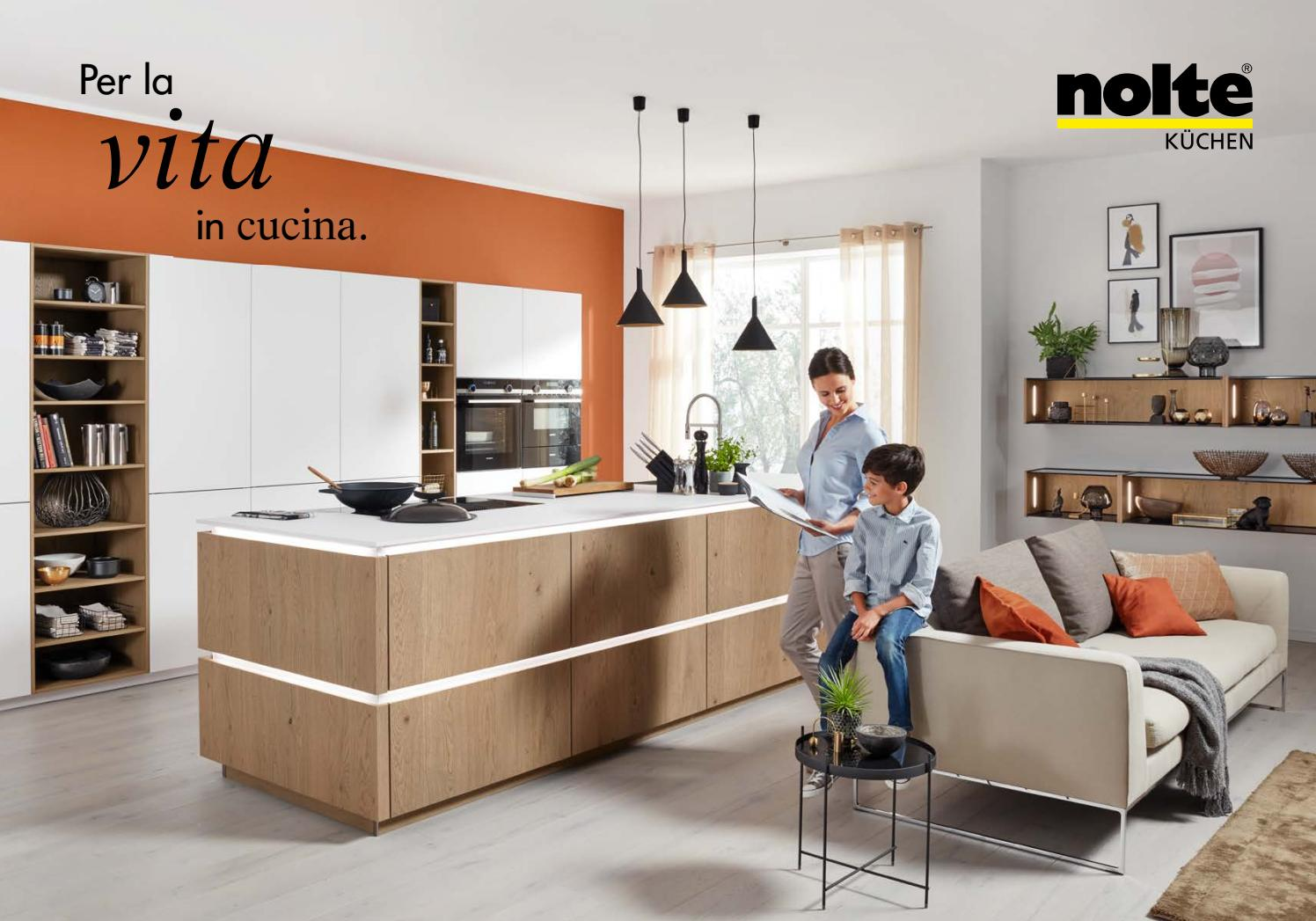 Nolte cucine catalogo 2019 by mobilpro issuu for Cucine di pregio