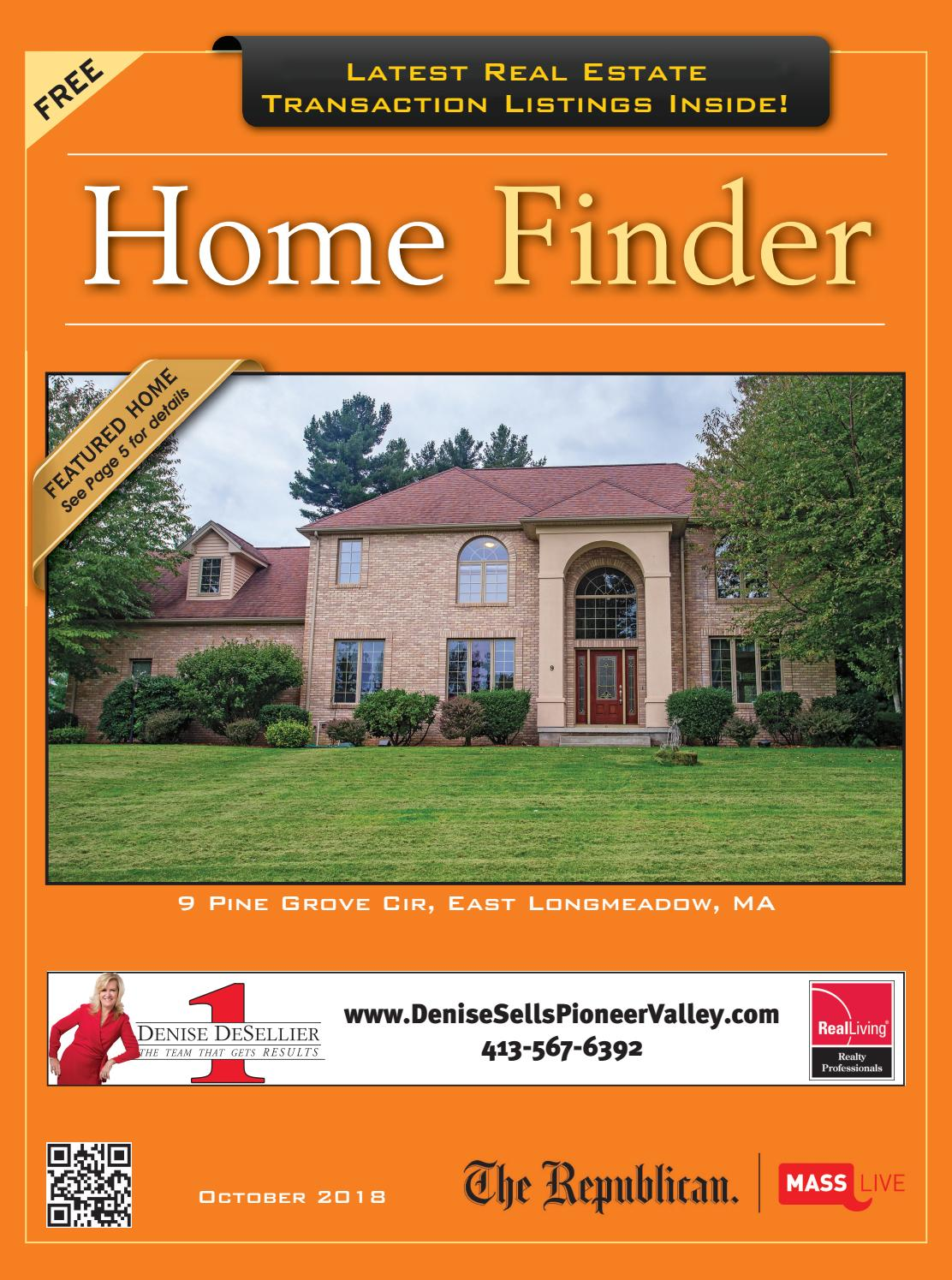 Home Finder October 2018 by repubnews - issuu
