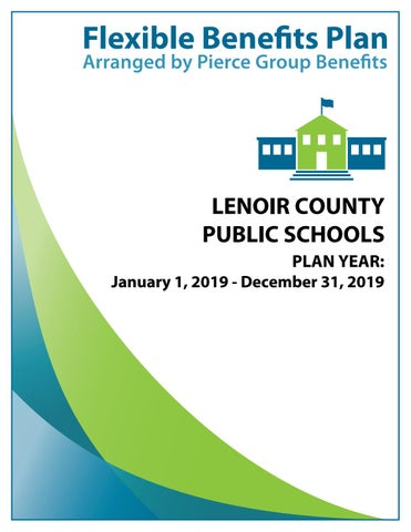 Lenoir County Calendar And Court Dates For January And February 2020 Lenoir County Public Schools 2018 Booklet   2019 Plan Year (10.24