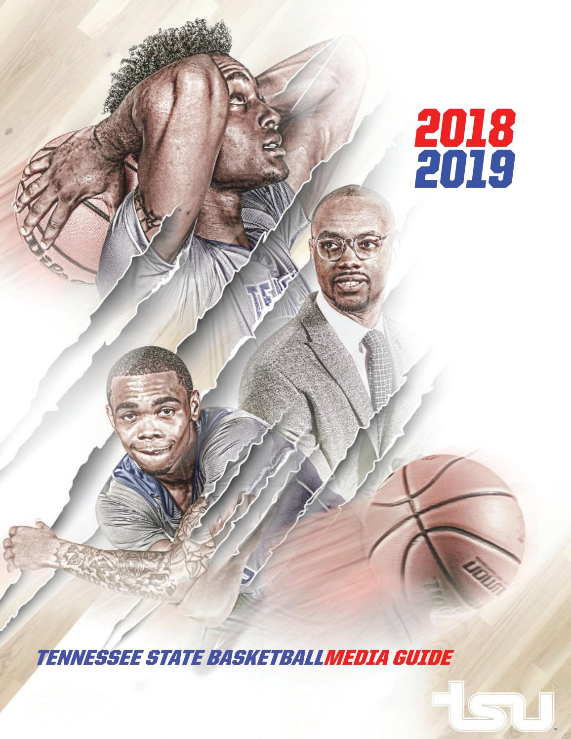 4df2969a4be3 2018-19 Tennessee State Men s Basketball Media Guide by TSUTIGERS - issuu