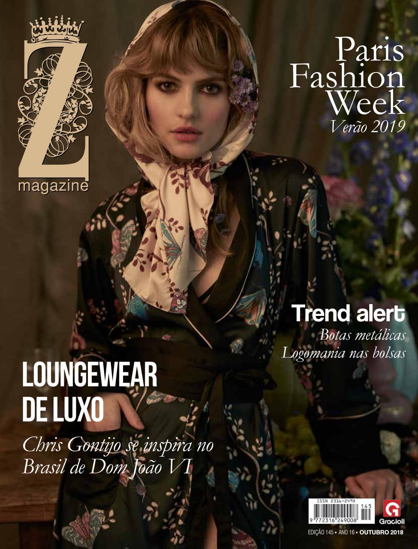 Z Magazine - Edição 145 - outubro 2018 by Z Magazine - issuu 5abd716719