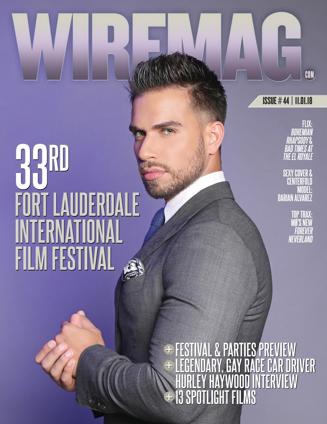 1b1e6919f Wire Magazine 44.2018 Fort Lauderdale International Film Festival by ...