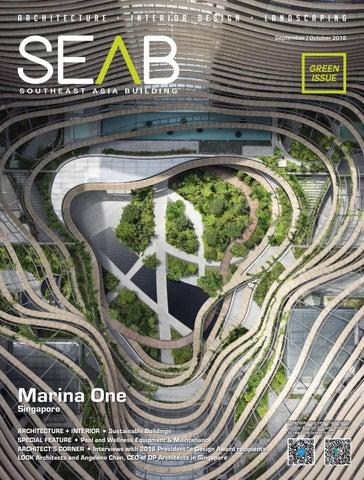 Southeast Asia Building x Sasaki - Forest City Master Plan by Sasaki
