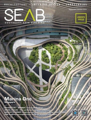 Southeast Asia Building x Sasaki - Forest City Master Plan