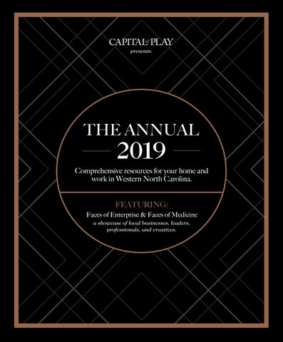 a45f99f8f75 The Annual 2019 by Capital at Play Magazine - issuu