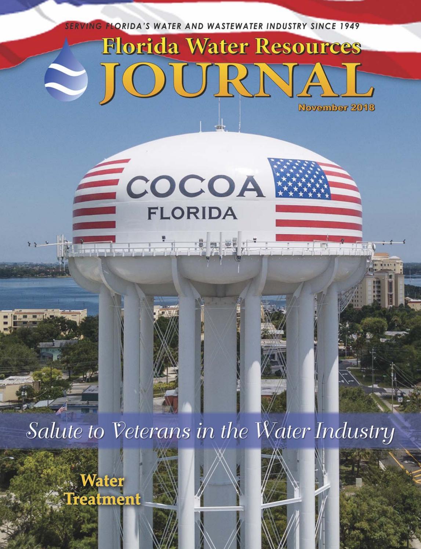 Florida Water Resources Journal - November 2018 by Florida