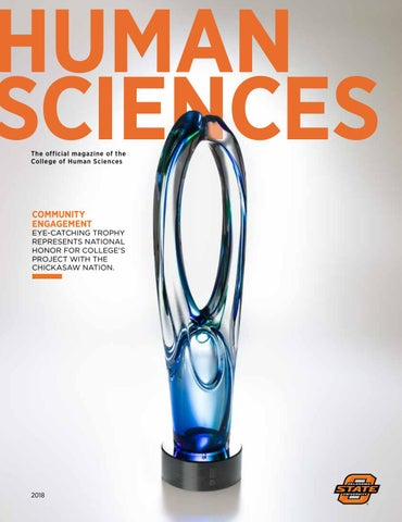 2018 Human Sciences Magazine, Oklahoma State University by Oklahoma