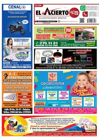 6bb4a4e7a20b Encuentra más clasificados en www.elacierto.com.co. Palmira