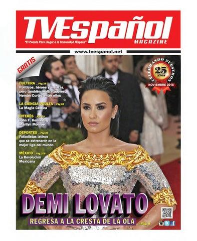 TV Espanol Revista DIGITAL - NOVIEMBRE 2018 by TV Espanol - issuu 7d1884b0b6005
