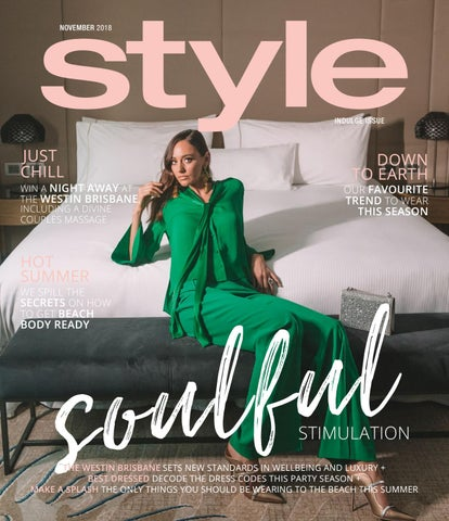 new concept 7d025 d235d STYLE   November 2018 by Style Media - issuu