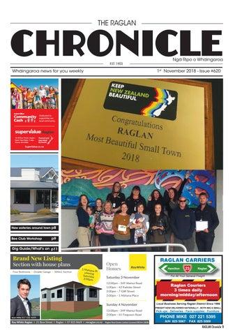 7df8e6824 The Raglan Chronicle by Raglan Chronicle - issuu