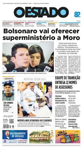 02 11 2018 – Edição 23403 by Jornal O Estado (Ceará) - issuu 33ccc76d02059