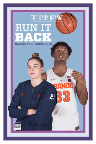 1ac3daf7ea1d Basketball Guide 2018 by The Daily Orange - issuu