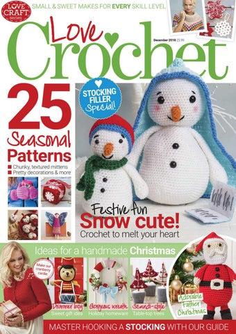 2cb53791ec956 Love Crochet December 2018 by Maika Sadith - issuu