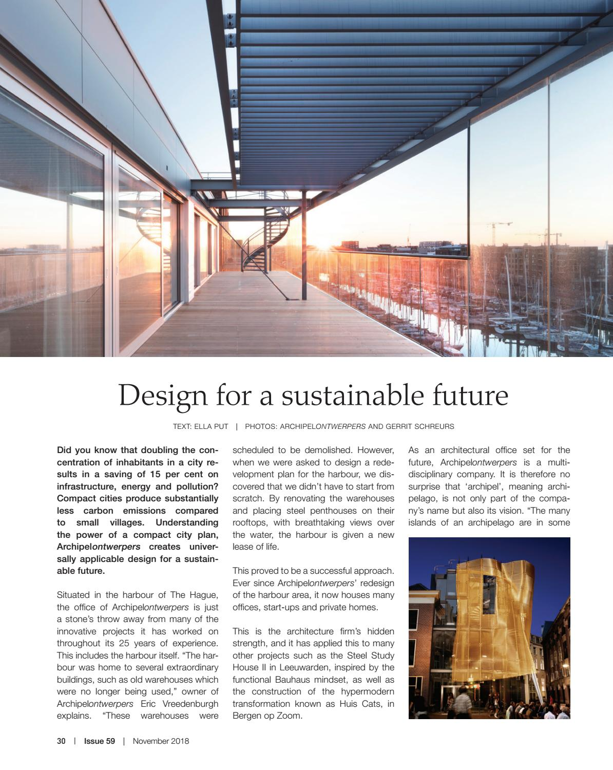 Discover Benelux, Issue 59, November 2018 by Scan Group - issuu