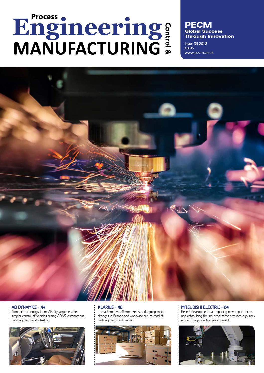 Process Engineering Control Manufacturing Issue 35 2018 By Mh Couk Ks Tools Short Circuit Protection Overvoltage 12v Media Global Issuu