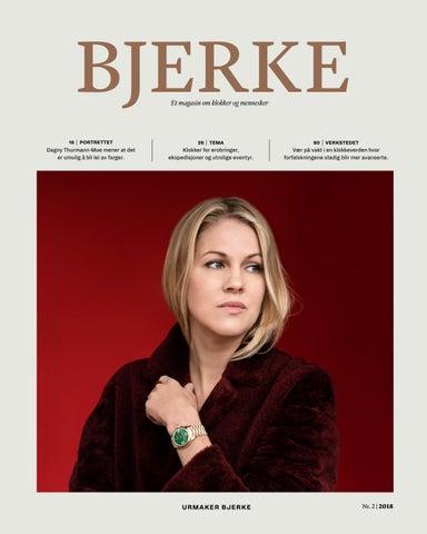 ac37f2324 Bjerke nr. 2, 2018 by Urmaker Bjerke - issuu