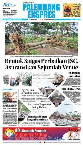 Palembang Ekspres Senin 82f0e0efba