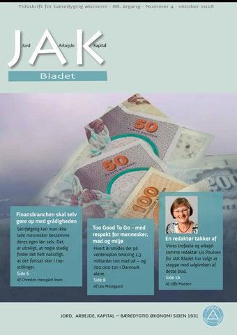 3db04c94f27 JAK Bladet nr. 4 2018 by JAK Danmark - issuu
