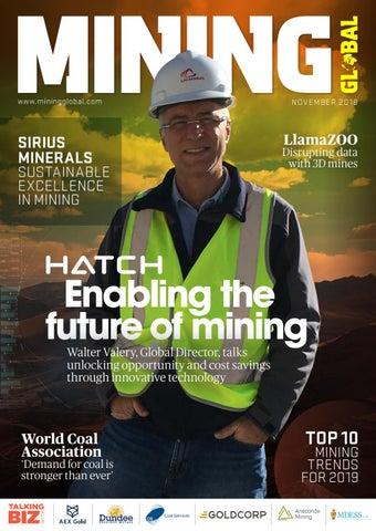 Mining Global November 2018
