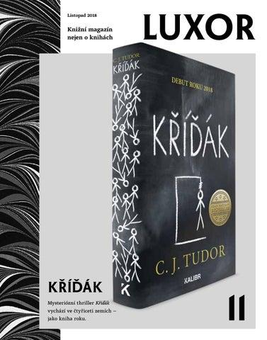 Luxor magazín listopad 2018 by Knihkupectví Luxor - issuu a5f6ab82a4