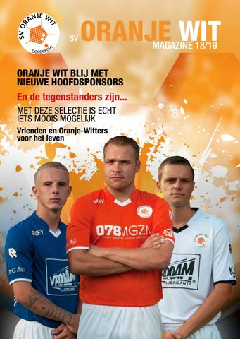 51a3d172261604 Oranje Wit presentatiegids 2018 by 078MEDIA - issuu