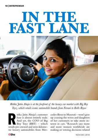 Page 18 of In the Fast Lane