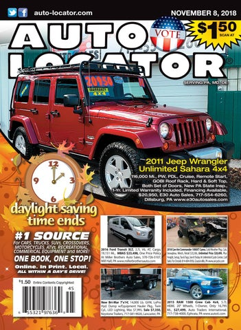 11-08-18 Auto Locator by Auto Locator and Auto Connection - issuu on