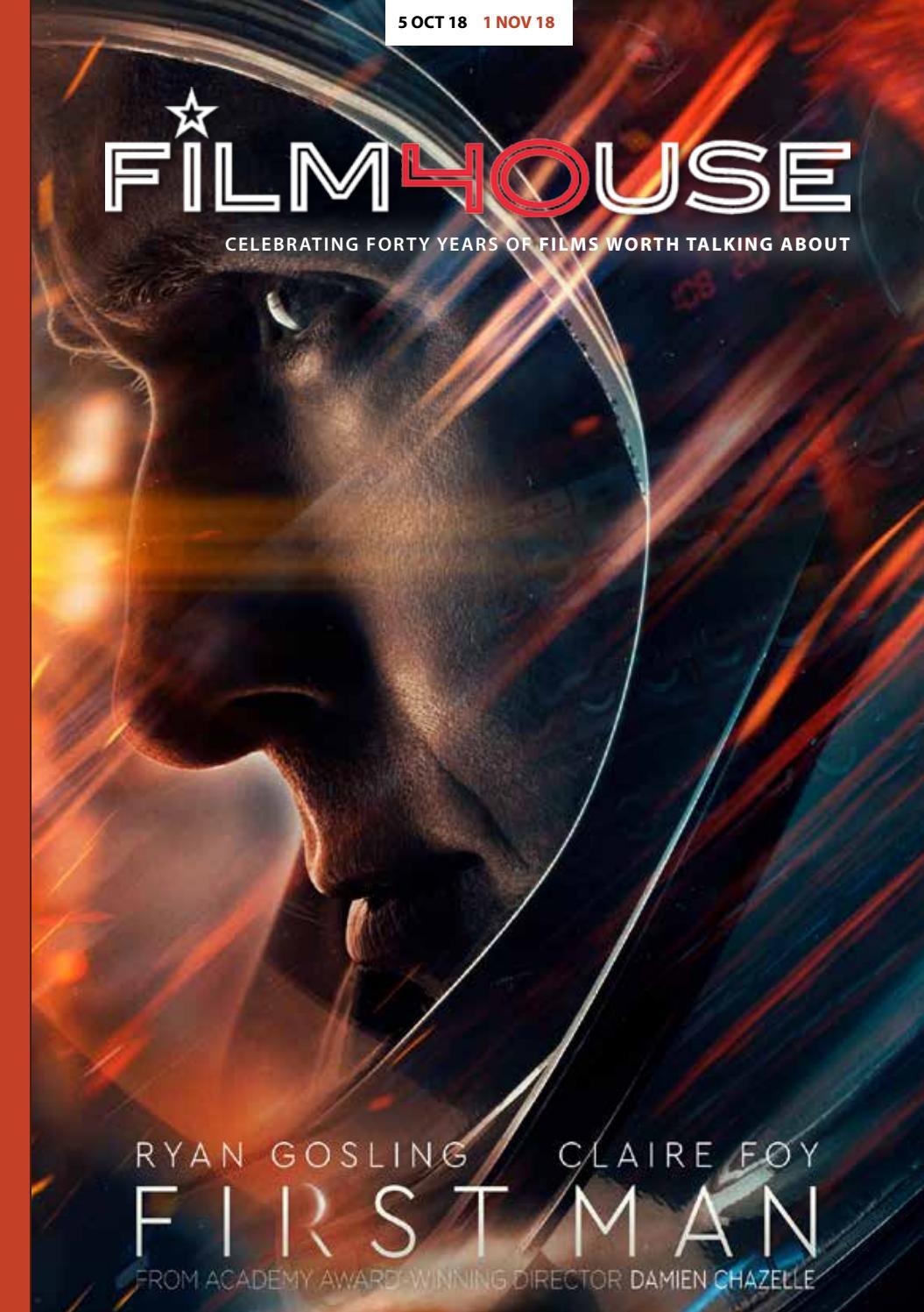 Filmhouse Brochure - October 2018