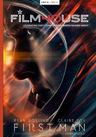 Filmhouse Brochure October 2018 By Filmhouse Issuu