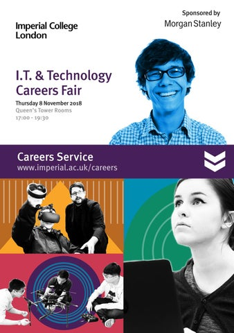 Imperial I T  & Technology Careers Fair 2018 - Day 2 by Imperial