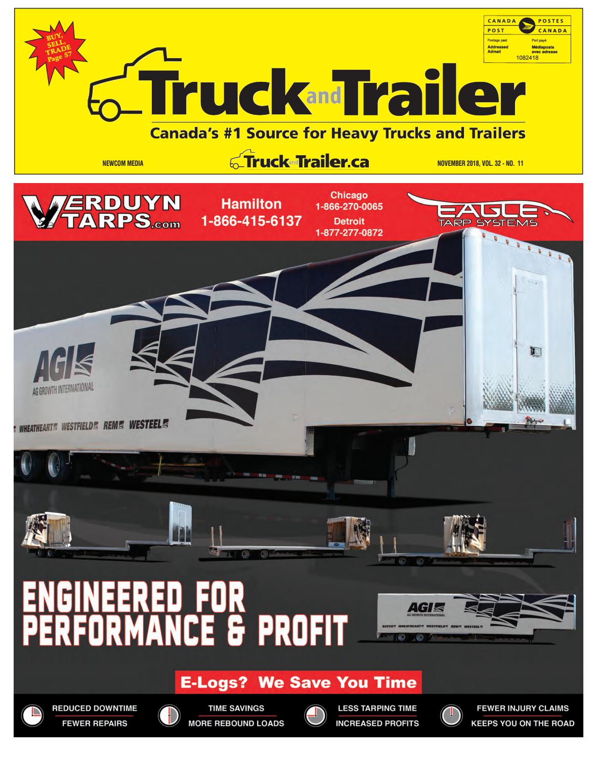 Truck and Trailer November 2018 by Annex Business Media - issuu