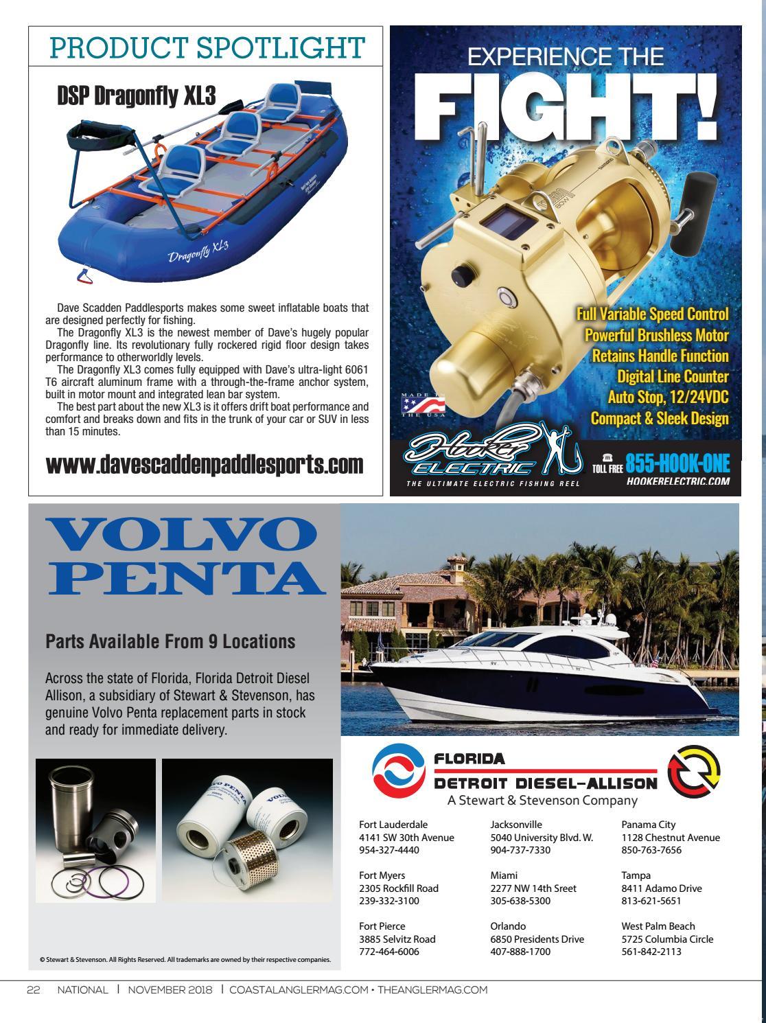 Coastal Angler Magazine - November / Naples by Coastal Angler