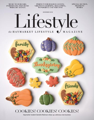 d54a3596c3 Haymarket Lifestyle Magazine November 2018 by Piedmont Publishing ...