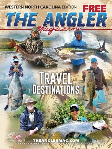 b87f7c50e018 The Angler Magazine - November   Western North Carolina by Coastal ...