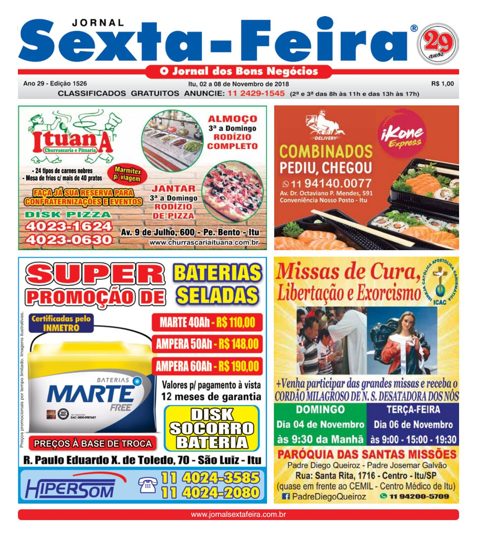c3a7c97b81 Jornal Sexta Feira