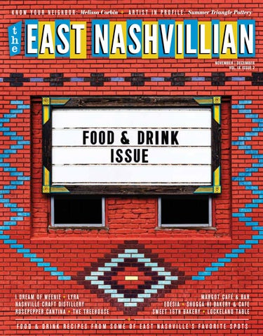 e0f6a5462 The East Nashvillian - November-December 2018 by The East ...