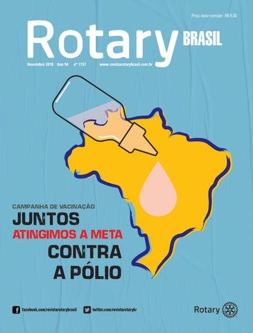 1b772c32a0c92 Revista Rotary Brasil - Novembro de 2018 by Revista Rotary Brasil ...