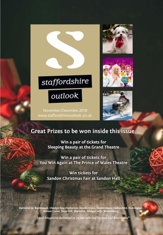 52711d28a5 Staffordshire Outlook Nov-December 2018 by Staffordshire Outlook - issuu