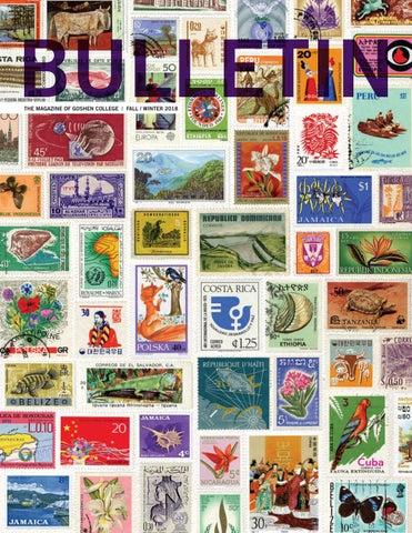 Bulletin Fallwinter 2018 By Goshen College Issuu