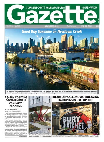 Greenpoint Gazette_2018_11_02 by Rustam Kerimov - issuu