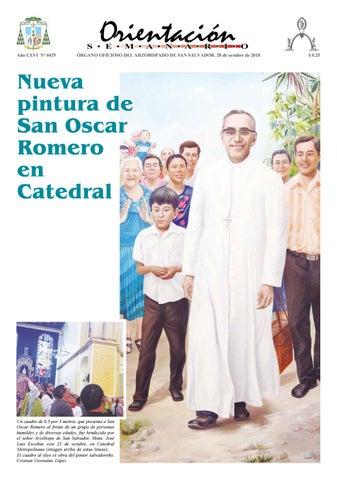 Semanario Orientación 28 de octubre de 2018 by Arzobispado de San ... 4b8fba4e3aa