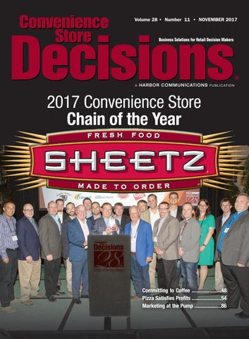 c36120e8bd4 Convenience Store Decisions November 2017 by WTWH Media LLC - issuu
