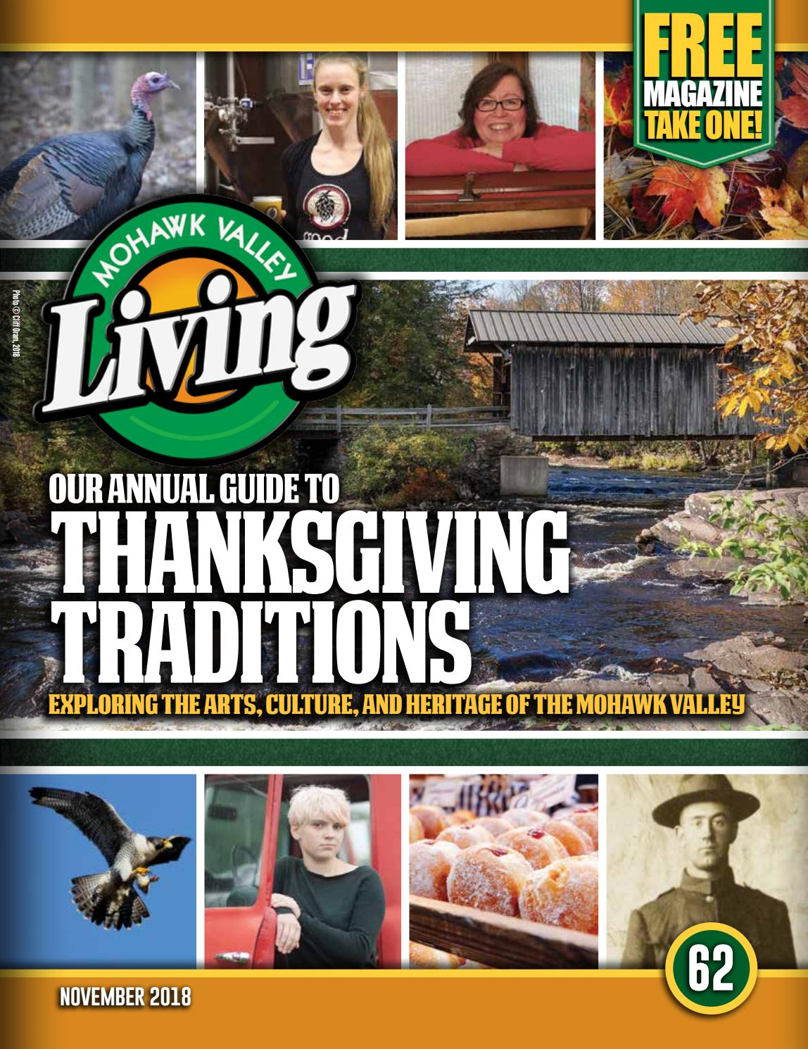 d1a62b77ab6c Mohawk Valley Living 62 November 2018 by Mohawk Valley Living - issuu